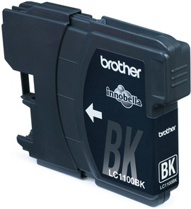 Brother LC-1100BK inkt