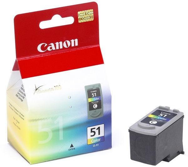 Canon inkt CL 51 kleur