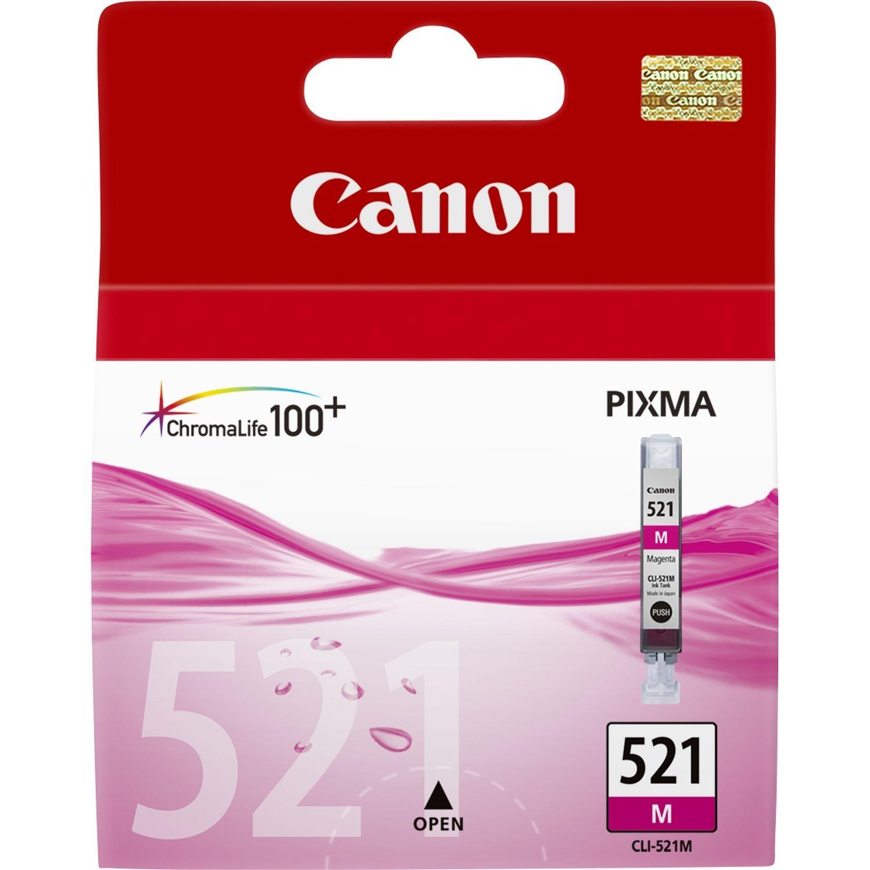 Canon inkt Cli 521 magenta