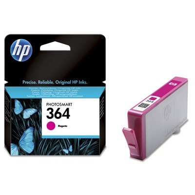 HP inkt 364 magenta