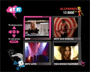 MY MTV (Interactive TV)