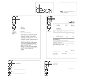 Jason Lee corporate identity