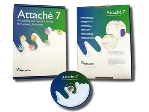 Attaché 7 packaging