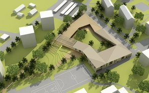 Design of Kindergarten 'Maurica' in Melbourne, Australia.