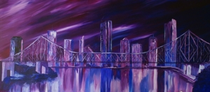 Story Bridge Painting
