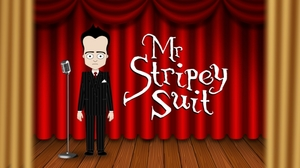 design & animation - Mr Stripey Suit