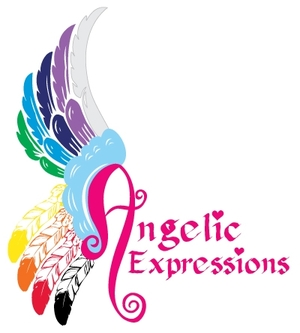Angelic Expressions - Brand Identity