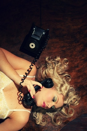 Retro/vintage shoot