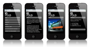 10FOLD Mobile Website
