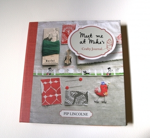 Meet Me At Mike's - Crafty Journal