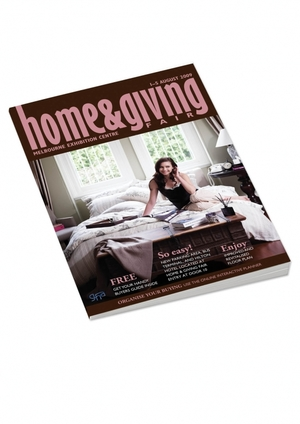 Home & Giving Fair catalogue