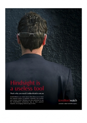CreditorWatch Hindsight Campaign