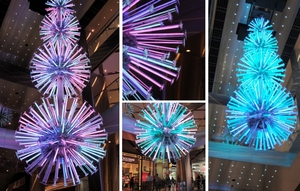 Westfields Christmas decorations
