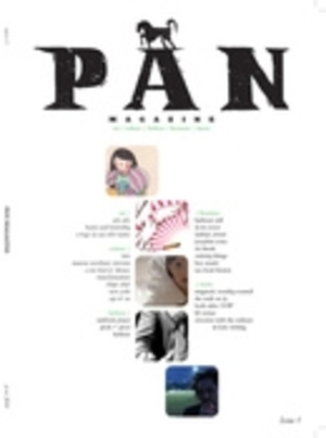 PAN magazine issue #1
