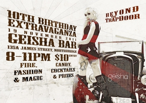 Beyond the TrapDoor 10th Birthday