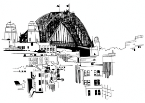 Sydney Illustrations