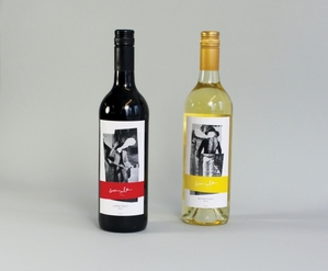 Packaging Label | Loose talk wines