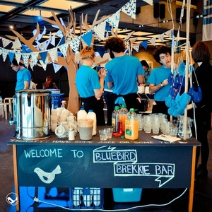 Bluebird Brekkie Bar