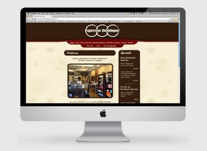 Espresso Boutique Website