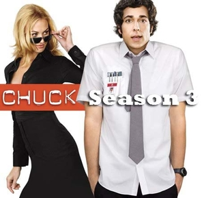 Chuck series 3 launch