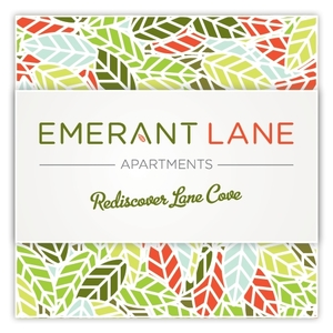 Emerant Lane: Lane Cove, Sydney