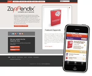 Zappendix: integrated cross-platform publishing tool