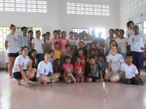 Cambodia Volunteer Tour