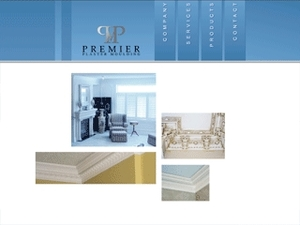 Premier Plaster Moulding Website