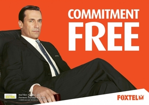 FOXTEL PRESS, RADIO & Promo