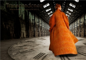 Transcendence_Womens outwear collection A/W 2012-13 by SheverDUSHKA