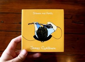 James Chatburn CD Packaging