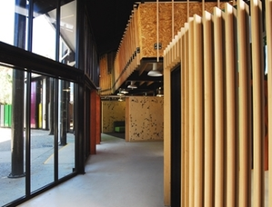 RMIT Student Union - 1:1 Architects