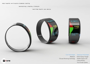 G-Tone Watch Concept