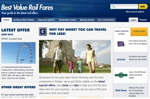 Best Value Fares Website