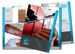 Arden brochures & website