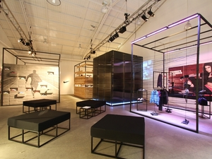 Nike Winter 2011 Event Space