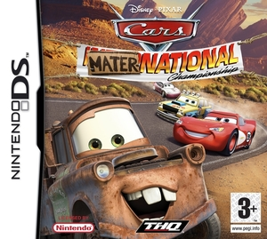 2007 Pixar's Cars 2- Mater-National
