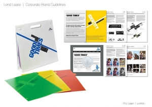 Lend Lease  |  Corporate Brand Guidelines