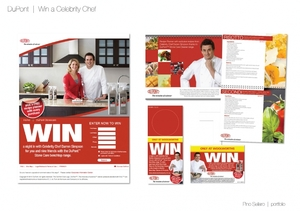 DuPont  |  Win a Celebrity Chef