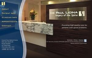 Dr Paul Licina