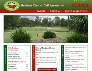 Brisbane District Golf Association