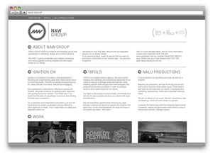 NAW Group website