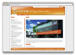 Hive Shopping Website