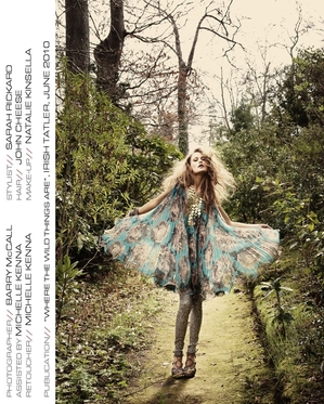 """Where the Wild Things Are"", Irish Tatler, June 2010"