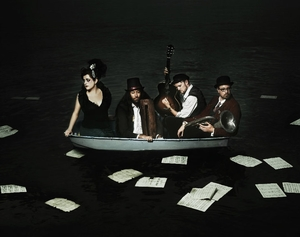 Katie Noonan and The Captains :: Publicity Shots