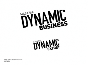 Dynamic Business Magazine Rebrand