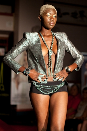 Launch My Label Fashion Parade