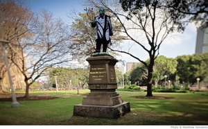 Sydney Statues: Project!