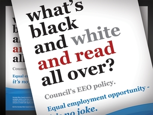 equal employment opportunity | awareness campaign