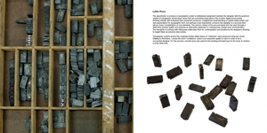 Icograda Letter Press Workshop